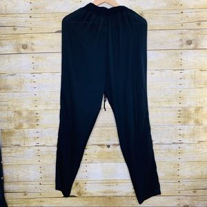 Forever 21 Pants - Forever 21 Sheer Trouser Pant Black Large